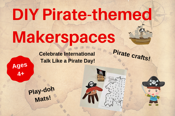 DIY Pirate Makerspaces