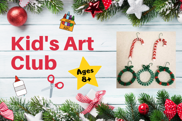 Kid's Art Club