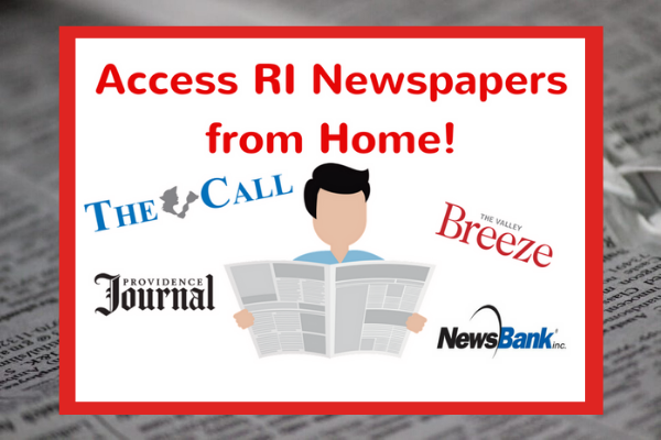 Access RI Newspapers from Home